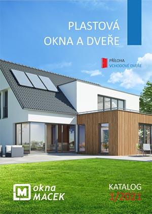 Katalog Okna Macek 2014, Plzeň